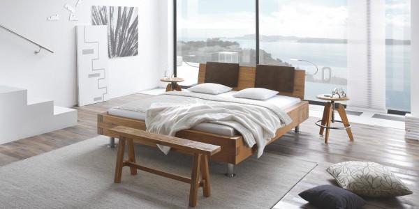 Hasena Oak Line Wild Pilatus Sion Grado Bed