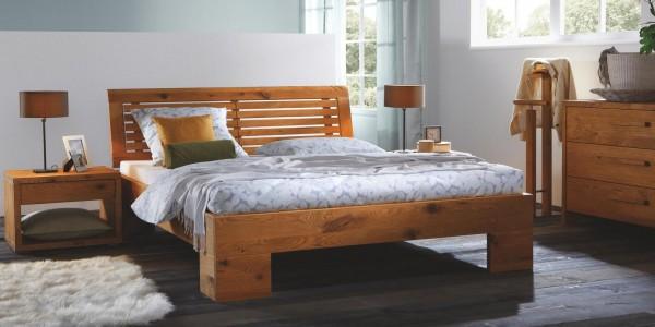 Hasena Oak-Wild Cova Barro Cadro 18 Bed