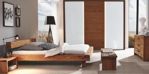 Hasena Oak Line Inca Ivio Aosta 16 Bed
