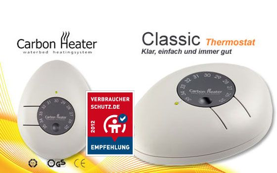 Carbon Water Bed Heater