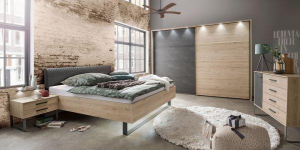 Brüssel Bedroom incl. Gelmattress