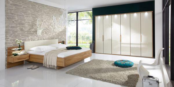 Torino Bedroom incl. Gelmattress