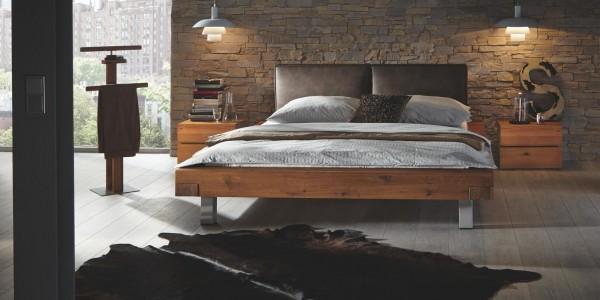Hasena Oak Line Wild Dorma Mico Aosta 16 Bed