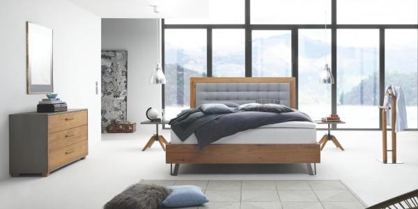 Hasena Oak Line Torino B Jeno Cadro 23 Bed