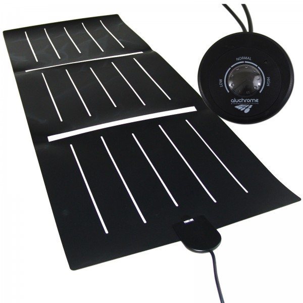 Carbon Gel Bed Heater