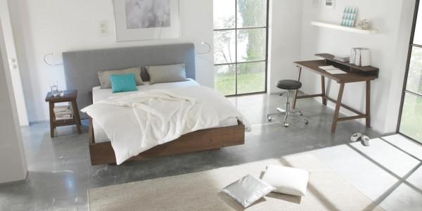 Hasena Bed Oak-Wild Cadro Vilo Colina Bed